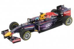 Infinity RED BULL Racing RB10 F1 2014 S. Vettel - Minichamps Escala 1:43 (410140001)