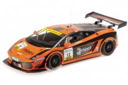LAMBORGHINI Gallardo LP600 ADAC GT Masters 2011 Petrishin / Leipert - Minichamps Escala 1:18 (151111112)
