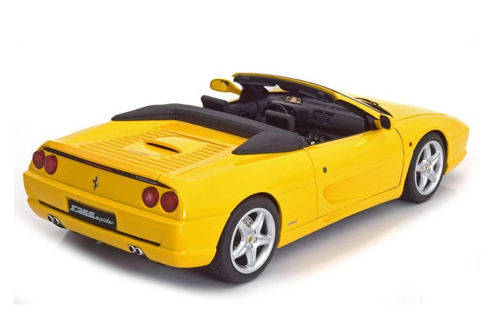 Ferrari F355 Spider 1994 Hotwheels Elite Scale 1 18