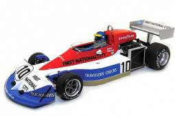 MARCH 761 Ganador GP F1 Italia 1976 Ronnie Peterson - TrueScale Escala 1:43 (TSM124329)