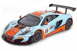 McLaren 12C GT3 24h Spa 2013 Bell / Verdonck / Carroll - TrueScale Escala 1:18 (TSM141822R)