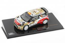 CITROEN DS3 WRC Ganador Rally Alemania 2013 D. Sordo / Barrio - Ixo Escala 1:43 (RAM538)