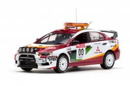 MITSUBISHI LANCER EVO X - nº00 Rally Japon 2008 - H. Miyoshi / S. Hayashi