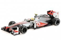 McLaren Vodafone Mercedes MP4-28 Formula 1 2013 Sergio Perez - Minichamps Escala 1:18 (530131806)