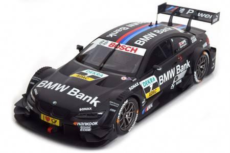 BMW M3 DTM (E92) Champion 2012 Bruno Spengler - Minichamps Scale 1 ...
