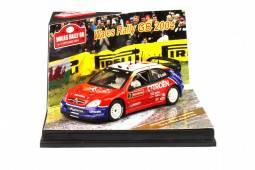 CITRÖEN XSARA WRC - nº3 Rally Gales 2004 - S. Loeb / D. Elena