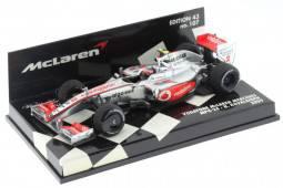 McLaren Mercedes Vodafone MP4-24 F1 2009 H. Kovalainen - Minichamps Escala 1:43 (530094302)