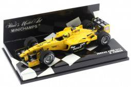 JORDAN Ford EJ13 F1 2003 R. Firman - Minichamps Escala 1:43 (400030012)