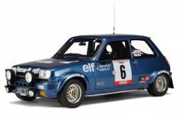 RENAULT 5 Alpine Gr.2 Tour de Corse 1979 - OttoMobile Escala 1:18 (OT580)