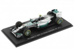 MERCEDES F1 W05 Ganador GP F1 Australia 2014 N. Rosberg - Spark Escala 1:43 (S3087)