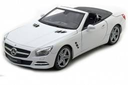 MERCEDES-Benz SL 500 Convertible 2012 - Welly Escala 1:18 (18046CW)