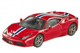FERRARI 458 Speciale 2013 - Hot Wheels Elite Escala 1:43 (BLY45)