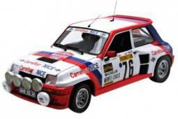 REANAULT 5 Turbo Rally Monte Carlo 1982 Touren / Alric - Universal Hobbies Escala 1:18 (4553)