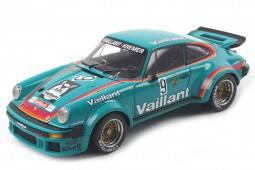 PORSCHE 934 RSR Vaillant DRM 1976 Bob Wollek - Schuco Scale 1:18 (00336)