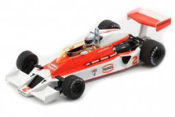 McLaren Ford M26 Formula 1 1977 J. Mass - Minichamps Escala 1:43 (530774302)