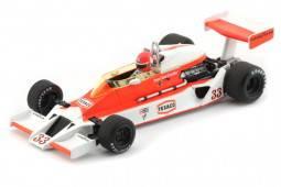 McLaren Ford M26 F1 British GP 1978 - Minichamps Scale 1:43 (530784333)