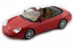 PORSCHE 911 Cabriolet (996) 2001 - Minichamps Escala 1:43 (400061034)