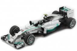 MERCEDES W05 AMG Petronas GP F1 Australia 2014 N. Rosberga - Minichamps Escala 1:43 (410140006)