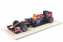 RED BULL Racing RB10 Formula 1 2014 S. Vettel - Spark Escala 1:18 (18S135)