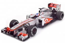 McLaren Mercedes MP4-28 F1 2013 J. Button - Minichamps Escala 1:18 (530131805)