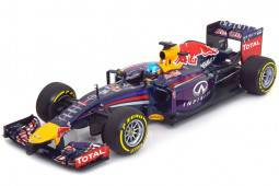 RED BULL Racing RB10 Formula 1 2014 S. Vettel - Minichamps Escala 1:18 (110140001)