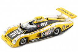 RENAULT Alpine A442 Ganador Le Mans 1978 Pironi / Jaussaud - Spark Escala 1:43 (43LM78)