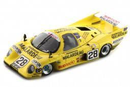 RONDEAU M379 C Le Mans 1983 Elford / Verney / Gouhier - Spark Escala 1:43 (S2269)