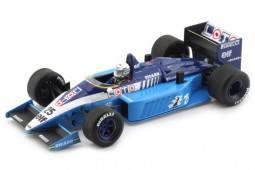 LIGIER JS27 GP Formula 1 Gran Bretaña 1986 R. Arnoux - Spark Escala 1:43 (S3971)