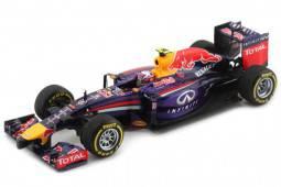 RED BULL RB10 Ganador GP F1 Bélgica D. Ricciardo - Spark Escala 1:43 (SB070)