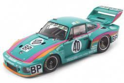 PORSCHE 935 Kremer Racing 24h Le Mans 1979 Ferrier / Servanin / Trisconi - True Scale Escala 1:18 (TSM141807)