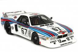 LANCIA Beta Monte Carlo 24h Le Mans 1981 Gabbiani / Pirro - Top Marques Escala 1:18 (TOP21C)
