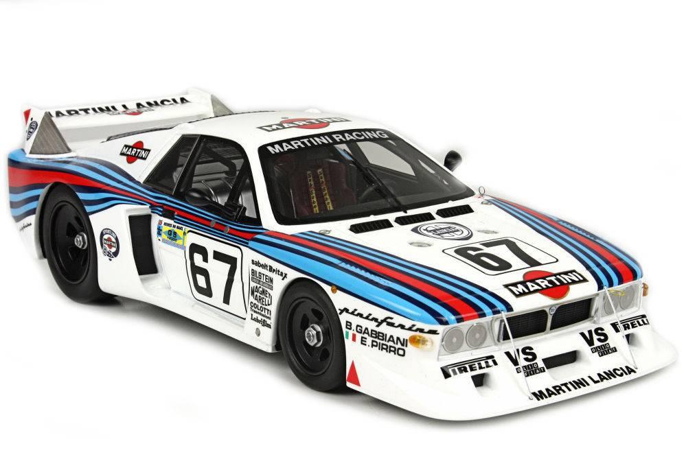 Lancia Beta Monte Carlo 24h Le Mans 1981 Gabbiani    Pirro