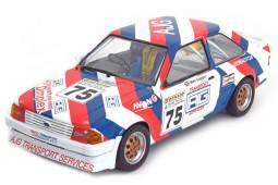 FORD Escort MK3 RS 1600i Belcher 1988 - SunStar Escala 1:18 (4966)