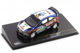 FORD Fiesta RS WRC Rally Mexico 2013 Neuville / Gilsoul - Ixo Scale 1:43 (RAM535)