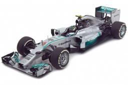 MERCEDES AMG Petronas W05 Formula 1 2014 N. Rosberg - Minichamps Escala 1:18 (110140006)