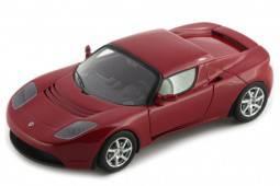TESLA Roadster 2008 - Schuco Pro.R Escala 1:43 (450897700)