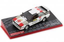 AUDI Quattro A2 Rally 1000 Lakes 1983 Mikkola / Hertz - Altaya Escala 1:43