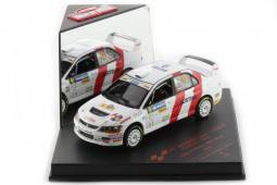 MITSUBISHI Lancer Evolution IX Ganador Rally Mexico 2009 Stohl / Minor - Vitesse Escala 1:43 (43413)