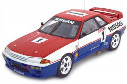 NISSAN Skyline GT-R (R32) Bathurst Winner 1991 Richards / Skaife - AutoArt Scale 1:18 (89180)