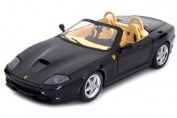FERRARI F550 Barchetta Pininfarina 2000 - HotWheels Elite Scale 1:18 (N2055)