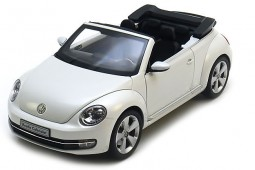 VOLKSWAGEN New Beetle Convertible 2012 - Kyosho Escala 1:18 (08812PW)