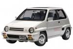 HONDA City Turbo II + Motocompo 1981 - AutoArt Escala 1:18 (73281)