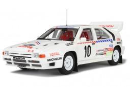 CITROËN BX 4TC Grupo B Rally Sweden 1986 Andruet / Wambergue / Chomat - Otto Mobile Escala 1:18 (OT166)