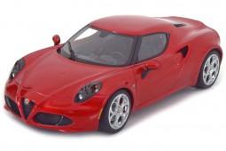 ALFA ROMEO 4C 2013 - AutoArt Escala 1:18 (70186)