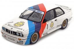 BMW M3 E30 Ganador Zolder DTM 1987 M. Hessel - Minichamps Escala 1:18 (180872001)