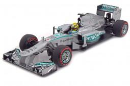 MERCEDES AMG F1 W04 Winner GP Monaco 2013 N.Rosberg - Minichamps Scale 1:18 (110130109)