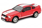 SHELBY GT500 2007 - Shelby Collectibles Escala 1:18 (Shelby281)