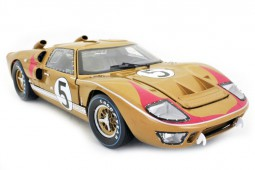 FORD GT40 MKII Le Mans 1966 R.Bucknum / D. Hutcherson - Shelby Collectibles Escala 1:18 (Shelby403)