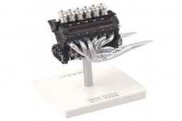 HONDA RA121E V12 McLaren MP4/6 Engine F1 World Champion 1991 - True Scale Miniatures Scale 1:18 (TSM14AC03)