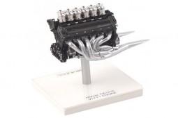 HONDA RA121E V12 Motor del McLaren MP4/6 Campéon del Mundo F1 1991 - True Scale Miniatures Escala 1:18 (TSM14AC03)